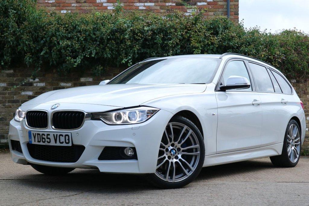 USED 2015 65 BMW 3 SERIES 2.0 320D M SPORT TOURING 5d 181 BHP
