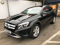 USED 2016 16 MERCEDES-BENZ GLA-CLASS 2.1 GLA 200 D 4MATIC SPORT 5d 134 BHP 1 OWNER FROM NEW !!
