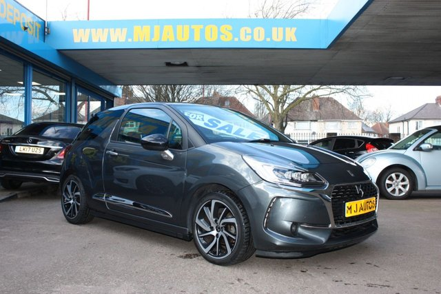 USED 2016 16 DS DS 3 1.2 PURETECH PRESTIGE S/S 3dr 129 BHP CLICK AND COLLECT AVAILABLE | ASK ABOUT DELIVERY