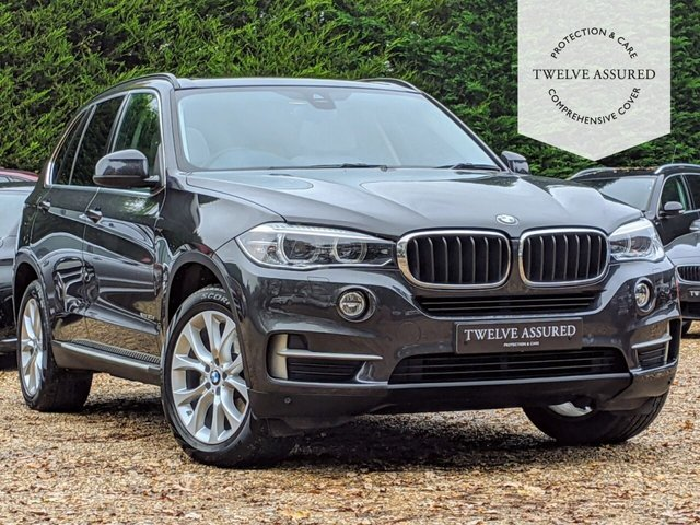 USED 2017 17 BMW X5 3.0 XDRIVE30D SE 5d AUTO 255 BHP (SAT NAV PANORAMIC ROOF & HEATED SEATS)