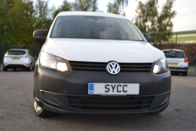 USED 2015 15 VOLKSWAGEN CADDY 1.6 C20 TDI STARTLINE 74 BHP TIMING BELT JUST REPLACED ~ 2 KEYS ~ 6 MONTHS WARRANTY