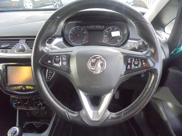 USED 2015 64 VAUXHALL CORSA 1.4 EXCITE AC ECOFLEX 5d 89 BHP **  JUST ARRIVED ** CALL 01922 494874**