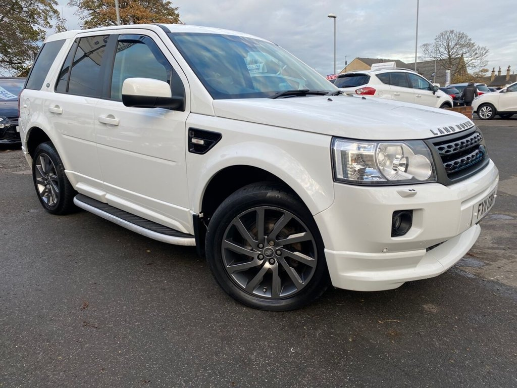 USED 2011 11 LAND ROVER FREELANDER 2.2 SD4 SPORT LE 5d 190 BHP