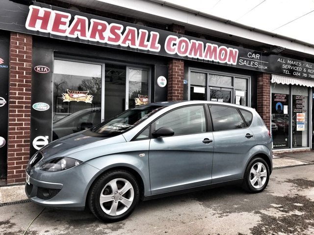 USED 2006 56 SEAT ALTEA 1.9 REFERENCE SPORT TDI 5d 103 BHP