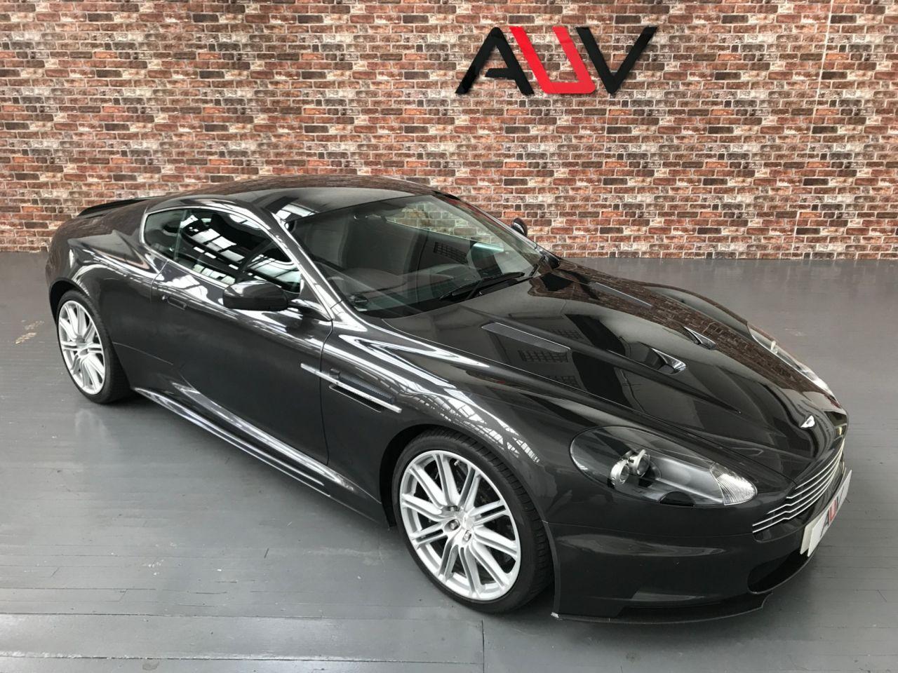 2008 Aston Martin Dbs V12 64 950
