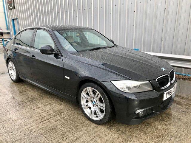 2011 61 BMW 3 SERIES 2.0 320D M SPORT 4d 181 BHP