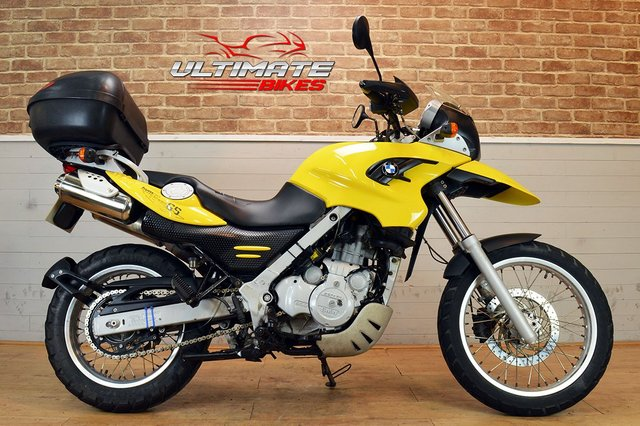 USED 2004 54 BMW F650 GS  - FREE NATIONWIDE DELIVERY