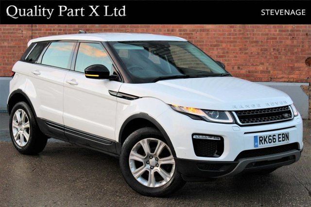 USED 2016 66 LAND ROVER RANGE ROVER EVOQUE 2.0 eD4 SE Tech (s/s) 5dr BLUETOOTH,SENSORS,HEATED,DAB