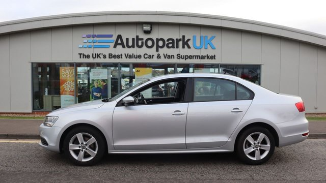 USED 2014 14 VOLKSWAGEN JETTA 1.6 SE TDI BLUEMOTION TECHNOLOGY 4d 104 BHP . LOW DEPOSIT OR NO DEPOSIT FINANCE AVAILABLE . COMES USABILITY INSPECTED WITH 30 DAYS USABILITY WARRANTY + LOW COST 12 MONTHS USABILITY WARRANTY AVAILABLE FOR ONLY £199 (DETAILS ON REQUEST). ALWAYS DRIVING DOWN PRICES . BUY WITH CONFIDENCE . OVER 1000 GENUINE GREAT REVIEWS OVER ALL PLATFORMS FROM GOOD HONEST CUSTOMERS YOU CAN TRUST .