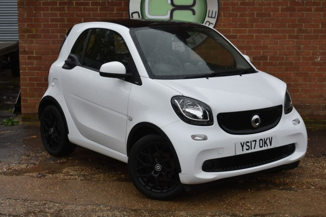 USED 2017 17 SMART FORTWO 1.0 PRIME SPORT 2d 71 BHP WE OFFER FIANNCE ON THIS CAR