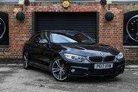 USED 2017 17 BMW 4 SERIES 2.0 420D XDRIVE M SPORT GRAN COUPE 4d 188 BHP