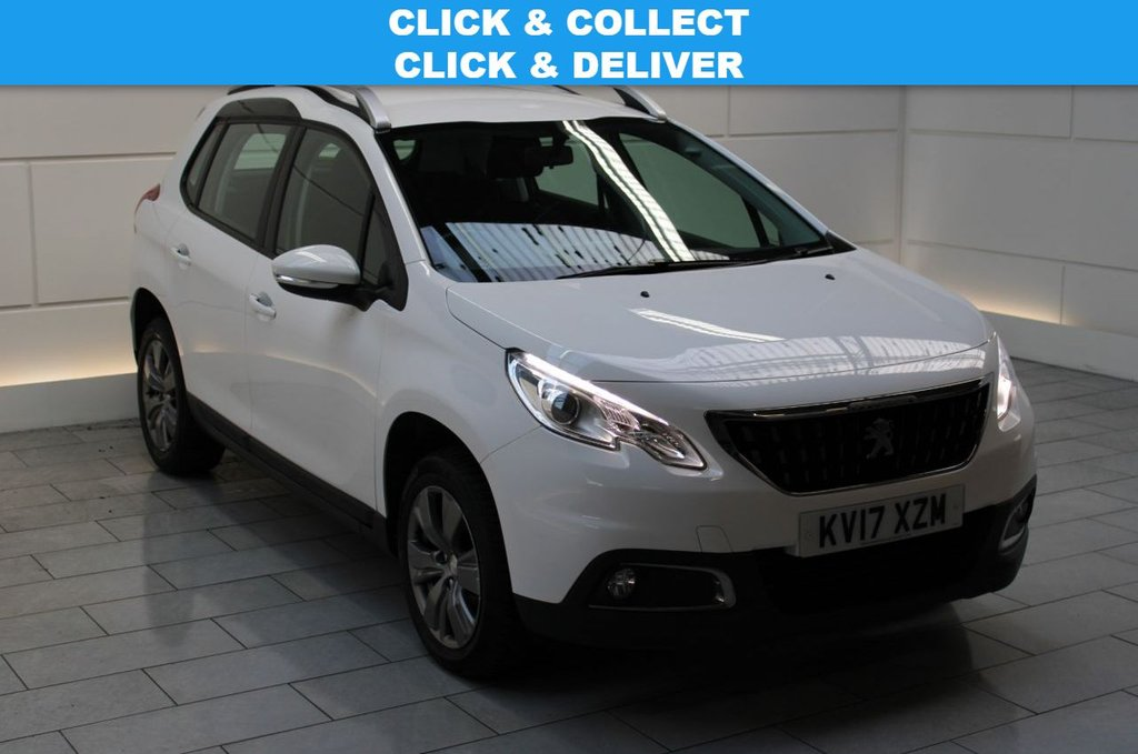 USED 2017 17 PEUGEOT 2008 1.6 BlueHDi Active