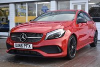USED 2016 66 MERCEDES-BENZ A-CLASS 2.1 A 200 D AMG LINE PREMIUM 5d 134 BHP AVAILABLE FOR ONLY £270 PER MONTH WITH £0 DEPOSIT