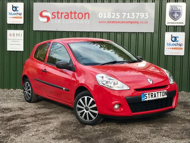 2009 59 RENAULT CLIO 1.1 EXTREME 3d 74 BHP ONLY 39,101 MILES