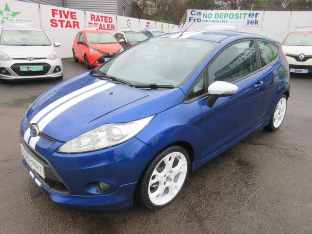 USED 2011 11 FORD FIESTA 1.6 S1600 3d 118 BHP ** 01543 454566 ** JUST ARRIVED **