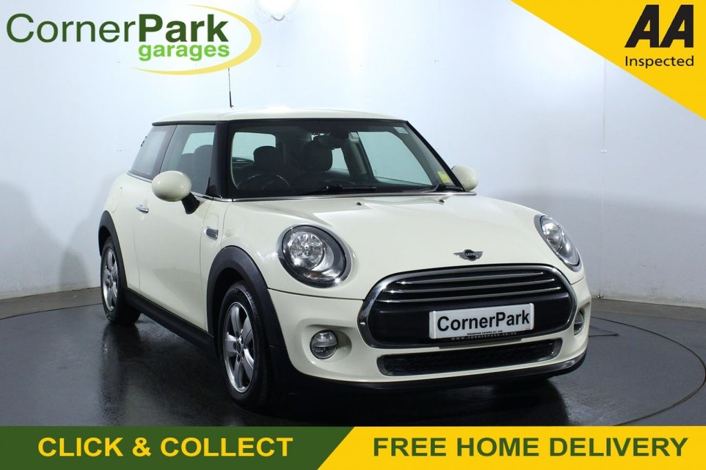 USED 2014 60 MINI HATCH ONE 1.5 ONE D 3d 94 BHP HATCHBACK