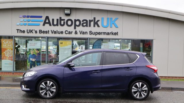 USED 2015 15 NISSAN PULSAR 1.5 TEKNA DCI 5d 110 BHP . LOW DEPOSIT OR NO DEPOSIT FINANCE AVAILABLE . COMES USABILITY INSPECTED WITH 30 DAYS USABILITY WARRANTY + LOW COST 12 MONTHS ESSENTIALS WARRANTY AVAILABLE FROM ONLY £199 (VANS AND 4X4 £299) DETAILS ON REQUEST. ALWAYS DRIVING DOWN PRICES . BUY WITH CONFIDENCE . OVER 1000 GENUINE GREAT REVIEWS OVER ALL PLATFORMS FROM GOOD HONEST CUSTOMERS YOU CAN TRUST .