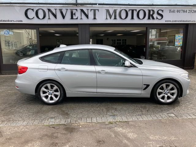 USED 2014 14 BMW 3 SERIES 2.0 320D SE GRAN TURISMO 5d 181 BHP
