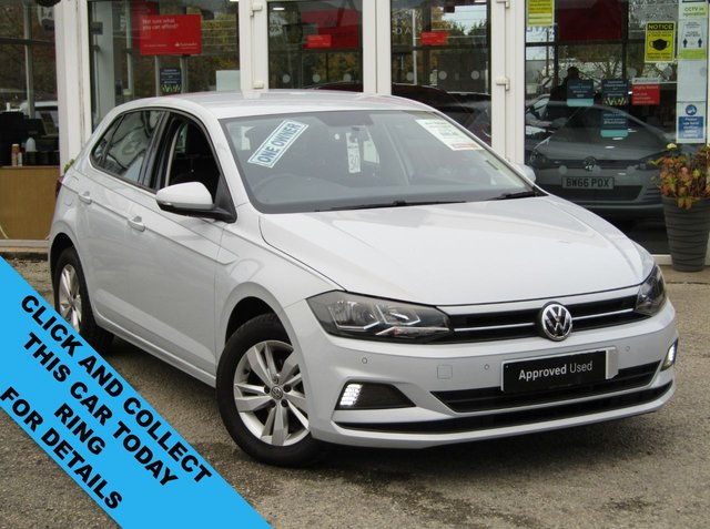 USED 2019 19 VOLKSWAGEN POLO 1.0 SE EVO 5d 65 BHP FANTASTIC, Low Mileage, 1 OWNER, VW POLO 1.0 SE EVO. Finished in WHITE SILVER PEARL  with contrasting Grey Trim. This Polo is still one of the best small cars you can buy. It is comfortable and has a spacious, plush interior. The 1.0 EVO  makes it nippy and a fun car to drive. Features include DAB radio, Alloys, Cruise Control, Rear Tinted windows, Air Con and much more. Just had its first Service and is still under VW Warranty until 18/03/2022.