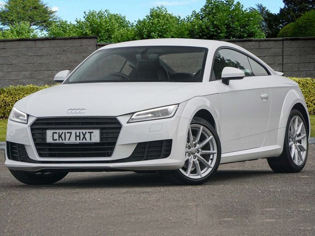 AUDI TT at Tim Hayward Car Sales