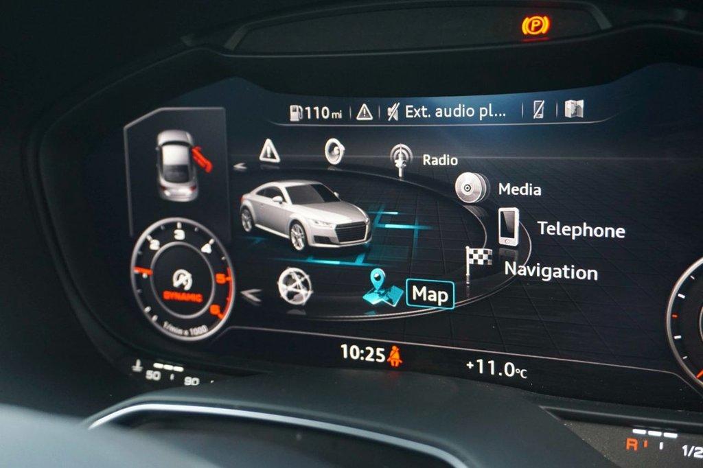 USED 2017 17 AUDI TT 2.0 TDI ULTRA SPORT 2d 182 BHP