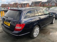 USED 2011 61 MERCEDES-BENZ C-CLASS 2.1 C250 CDI BLUEEFFICIENCY ELEGANCE ED125 5d 204 BHP