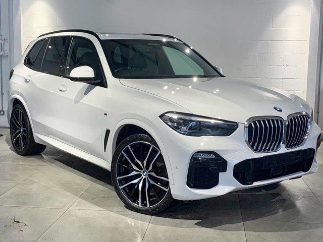2019 68 BMW X5 XDRIVE30D M SPORT [261 BHP] £14000 OF EXTRAS