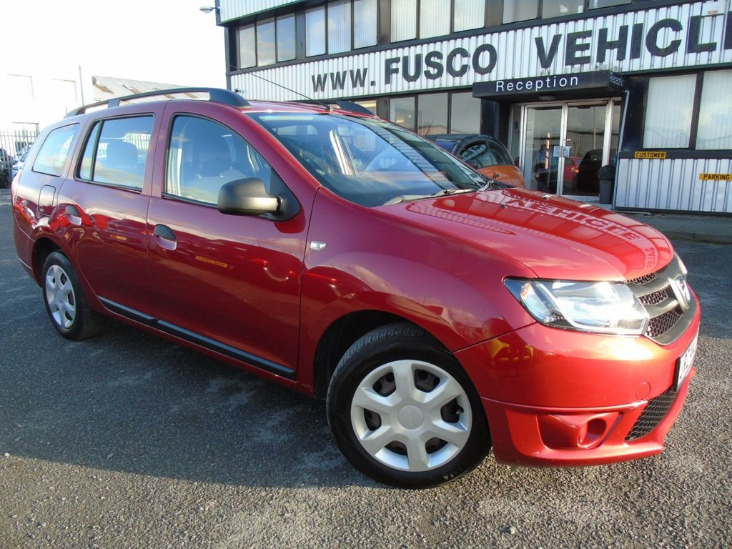 USED 2015 DACIA LOGAN MCV 1.1 AMBIANCE 5d 75 BHP £78 a month, T&Cs apply.
