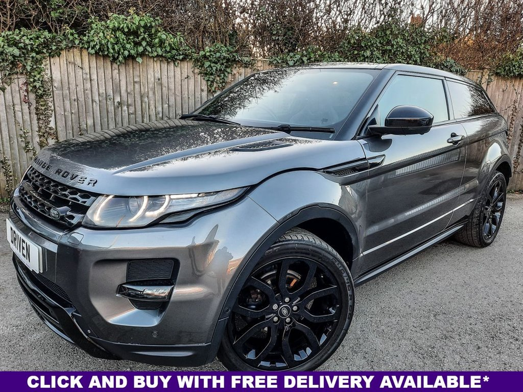 USED 2015 15 LAND ROVER RANGE ROVER EVOQUE 2.2 SD4 DYNAMIC LUX 3d 190 BHP