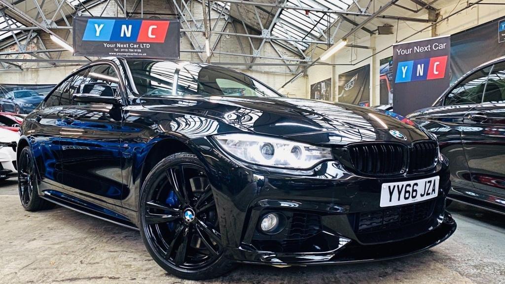 USED 2016 66 BMW 4 SERIES 3.0 435d M Sport Gran Coupe Sport Auto xDrive (s/s) 5dr PERFORMANCEKIT+MPLUS+19S+