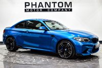 USED 2017 17 BMW M2 3.0 M2 2d 365 BHP