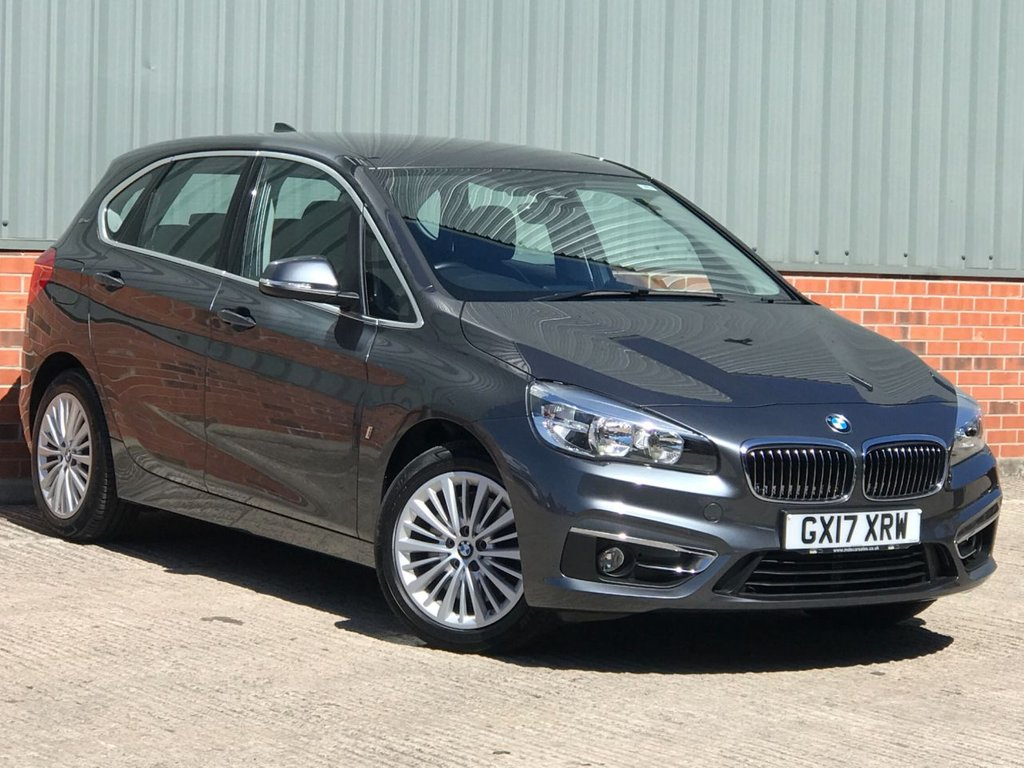 USED 2017 17 BMW 2 SERIES 1.5 225XE PHEV LUXURY ACTIVE TOURER 5d 134 BHP 4WD EXCELLENT CONDITION AND FANTASTIC VALUE