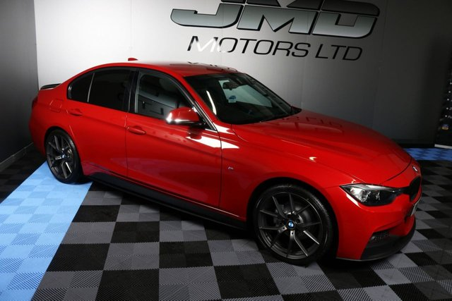 USED 2015 BMW 3 SERIES LATE 2015 BMW 320D M SPORT M PERFORMANCE KIT 188 BHP (FINANCE AND WARRANTY)