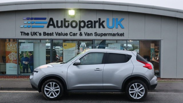 USED 2013 62 NISSAN JUKE 1.6 ACENTA PREMIUM 5d 117 BHP . LOW DEPOSIT OR NO DEPOSIT FINANCE AVAILABLE . COMES USABILITY INSPECTED WITH 30 DAYS USABILITY WARRANTY + LOW COST 12 MONTHS USABILITY WARRANTY AVAILABLE FOR ONLY £199 (DETAILS ON REQUEST). ALWAYS DRIVING DOWN PRICES . BUY WITH CONFIDENCE . OVER 1000 GENUINE GREAT REVIEWS OVER ALL PLATFORMS FROM GOOD HONEST CUSTOMERS YOU CAN TRUST .
