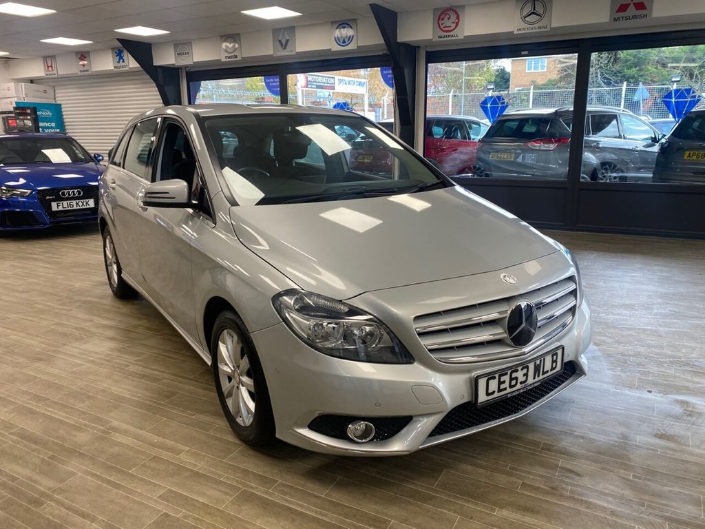 USED 2013 63 MERCEDES-BENZ B-CLASS 1.5 B180 CDI BLUEEFFICIENCY SE 5d 109 BHP FREE HOME DELIVERY CONTACTLESS CALL US ON 07785902621 AFTERHOURS
