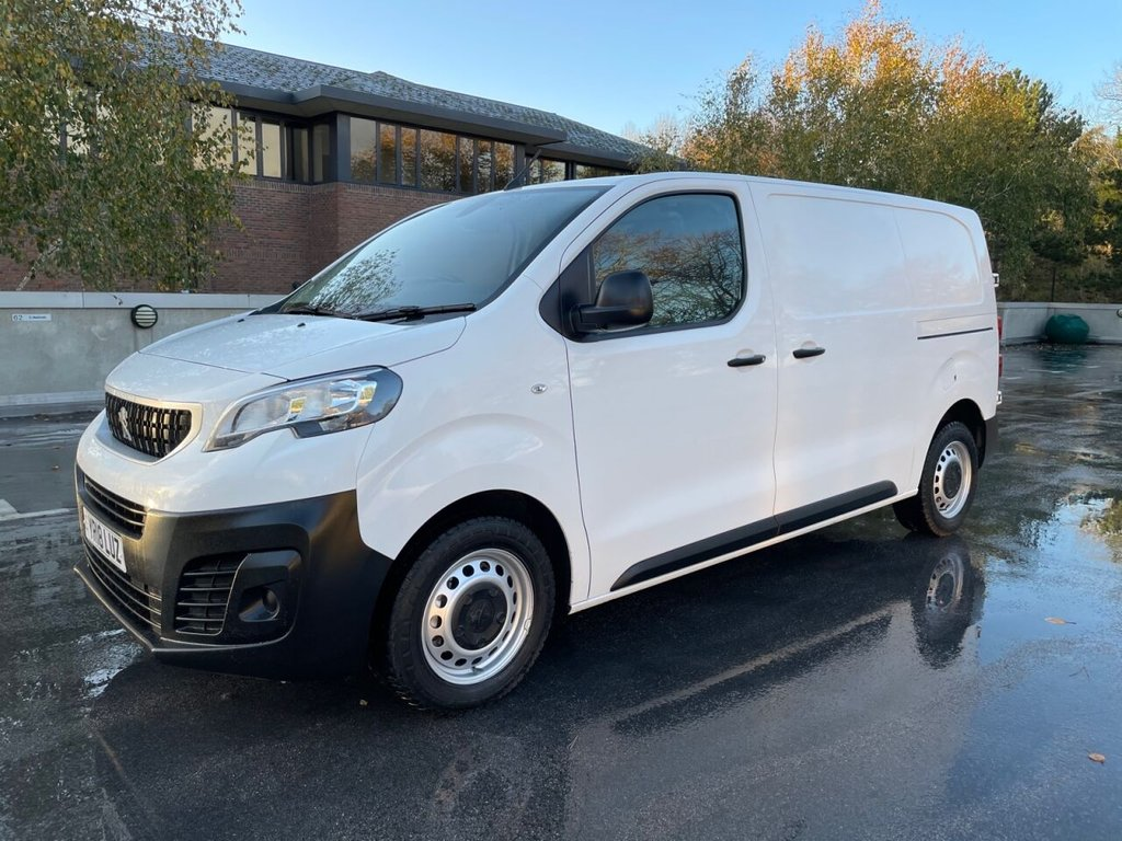 USED 2018 18 PEUGEOT EXPERT 1400KG PROFESSIONAL 2.0BlueHDi 120ps STANDARD *AIRCON*BLUETOOTH* AIRCON-1400KG-BLUETOOTH-2xSLD