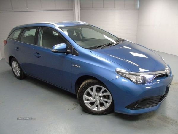 USED 2016 TOYOTA AURIS 1.8 VVT-I ICON TOURING SPORTS 5d 99 BHP £222 a month, T&Cs apply.