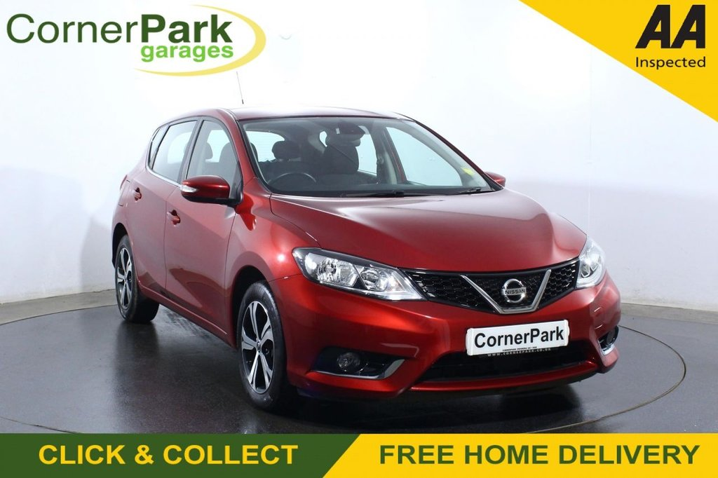 USED 2016 66 NISSAN PULSAR 1.2 ACENTA DIG-T XTRONIC 5d 115 BHP