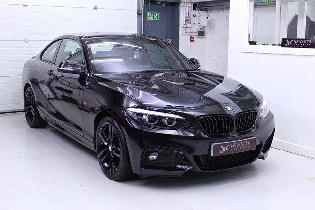 2017 17 BMW 2 SERIES 1.5 218i M Sport Auto (s/s) 2dr