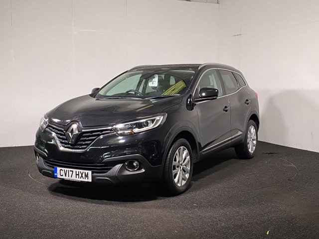 USED 2017 17 RENAULT KADJAR 1.5 DYNAMIQUE NAV DCI 5d 110 BHP DELIVERY + CLICK & COLLECT NOW AVAILABLE ON THIS VEHICLE