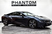 USED 2017 BMW I8 1.5 PROTONIC DARK SILVER EDITION 2d 228 BHP