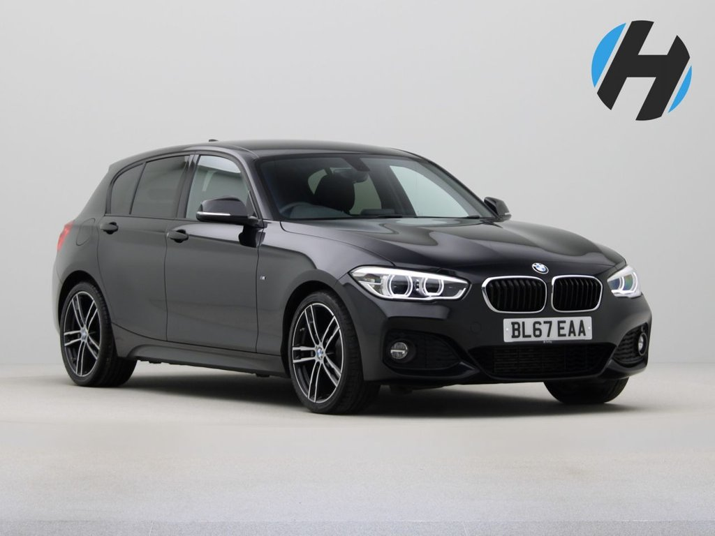 USED 2017 67 BMW 1 SERIES 2.0 118D M SPORT 5dr
