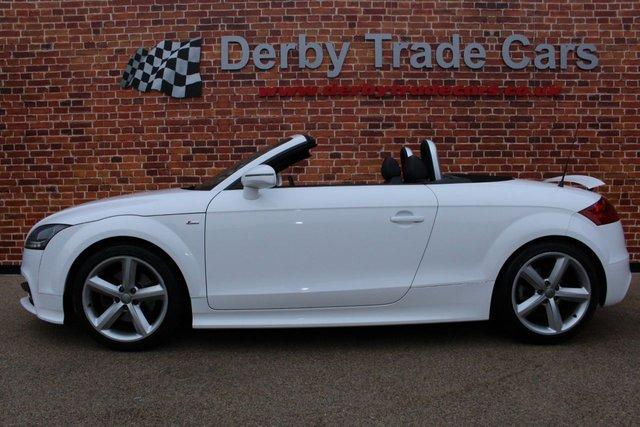 AUDI TT at Derby Trade Cars