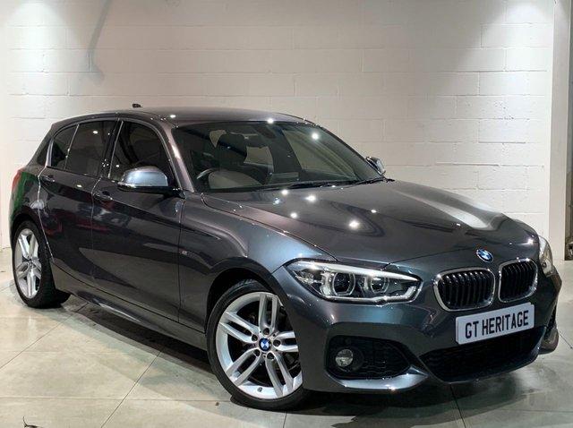 2016 66 BMW 1 SERIES 116D M SPORT [NAV]