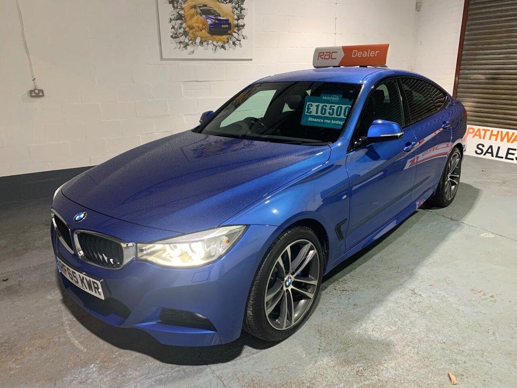 USED 2015 65 BMW 3 SERIES 2.0 320D M SPORT GRAN TURISMO 5d 181 BHP