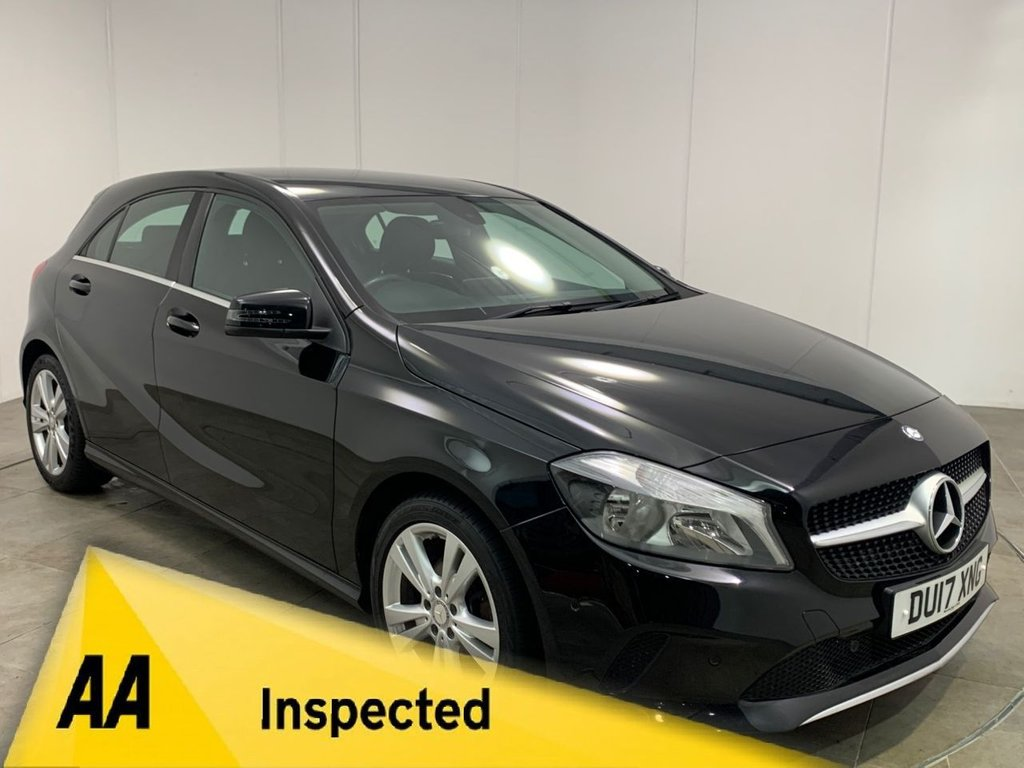 USED 2017 MERCEDES-BENZ A-CLASS 1.5 A 180 D SPORT EXECUTIVE 5d 107 BHP