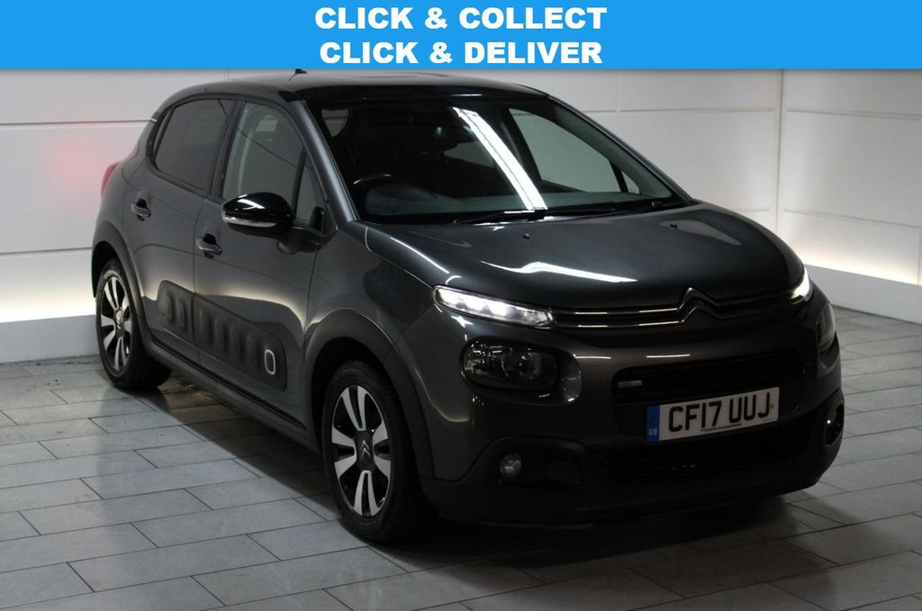 USED 2017 17 CITROEN C3 1.2 PureTech Flair