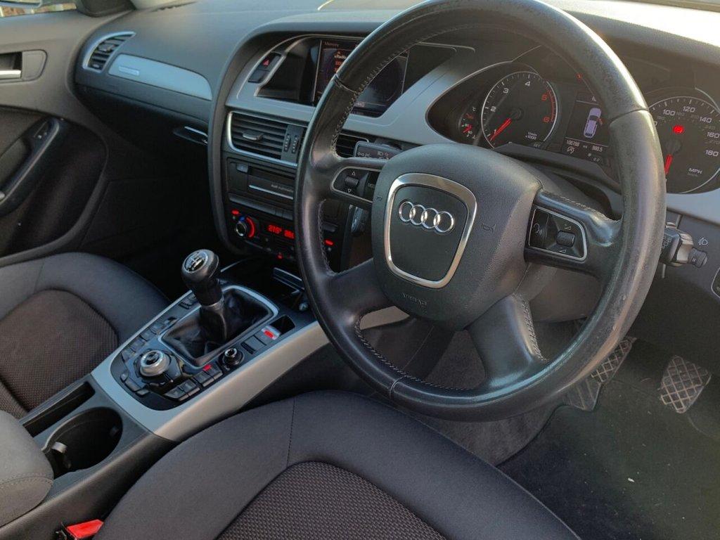 USED 2009 59 AUDI A4 ALLROAD 2.0 ALLROAD TDI QUATTRO 5d 168 BHP
