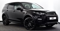 USED 2017 17 LAND ROVER DISCOVERY SPORT 2.0 TD4 HSE Dynamic Lux Auto 4WD (s/s) 5dr £48k New, Pan Roof, Sat Nav +