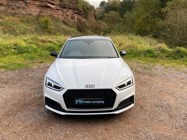USED 2017 11 AUDI A5 2.0 TDI ULTRA S LINE 2d 188 BHP RS 5 FRONT GRILL